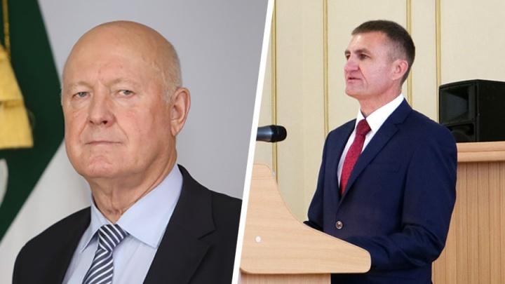 Ушли в отставку по собственному желанию: Виктор Сухнев и Роман Ванюков покидают посты замгубернатора