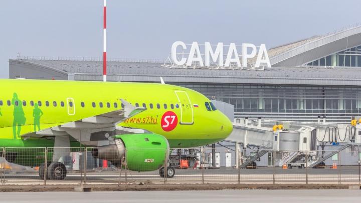 В Самаре экстренно сел самолет Москва — Худжанд