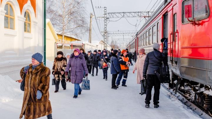 В Перми пройдет митинг за сохранение электрички и против повышения стоимости проезда