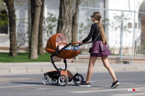 Волгоград не радует семьи с детьми нормальными условиями для жизни