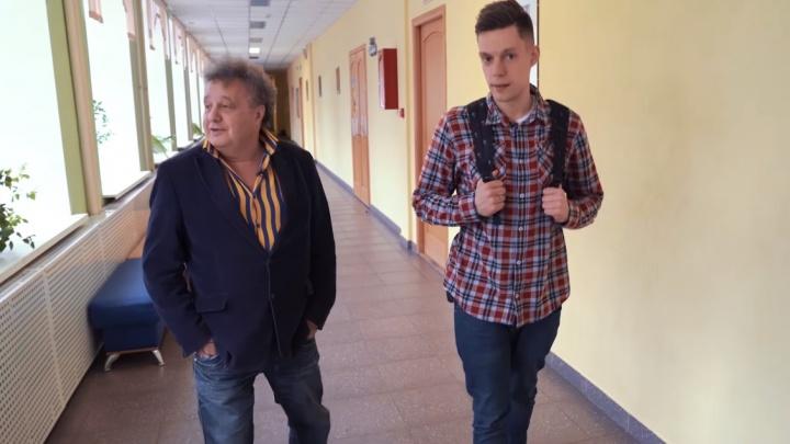 Юрий Дудь выпустил фильм про уральского режиссёра Алексея Балабанова