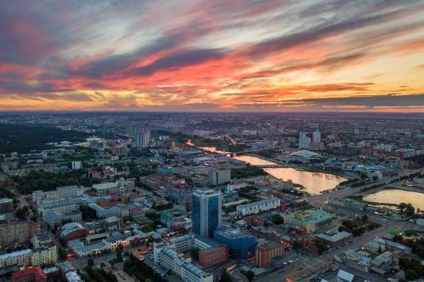 По мнению Николая Ющенко, типовая застройка Челябинска не только не красит город, но и вредит ему