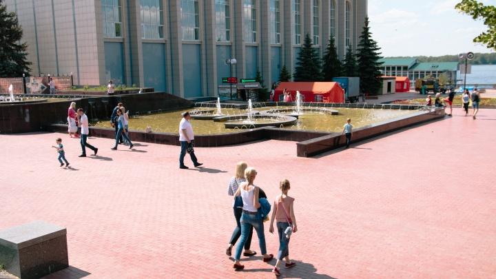 В Самарскую область пришло бабье лето