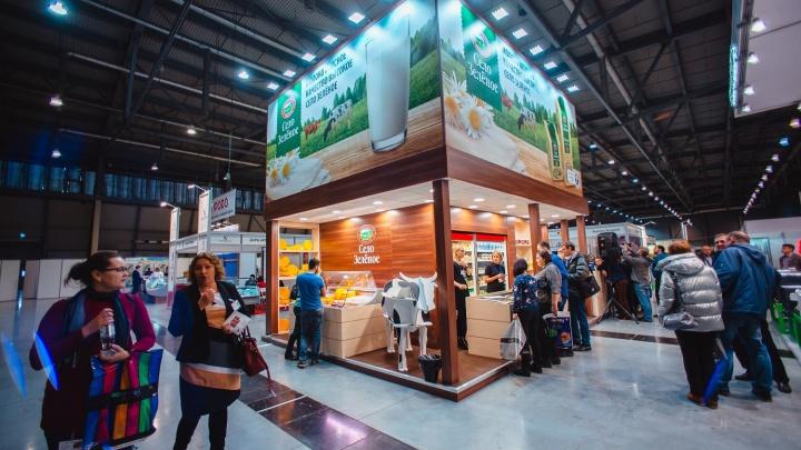 На выставке Interfood Uralвыберут продукты, которые появятся на прилавках магазинов в будущем году