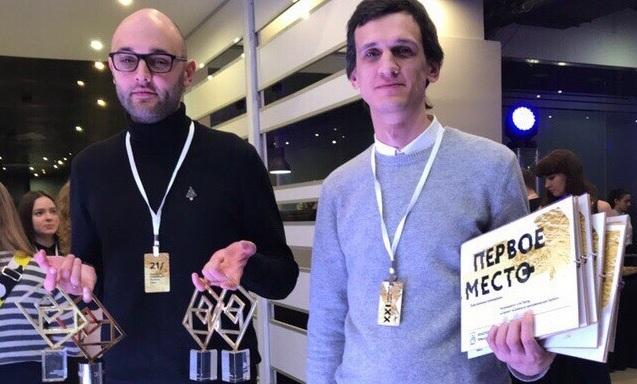 Омские разработчики мобильных приложений взяли сразу шесть наград на профессиональном конкурсе