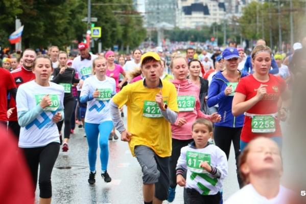 В забеге будут дистанции от 2 до 21 километра