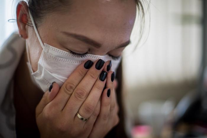 Каждую неделю ОРВИ начинают болеть до 17 тысяч новосибирцев