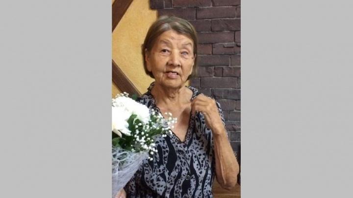 Сибирячка вышла из дома на улице Фадеева и пропала