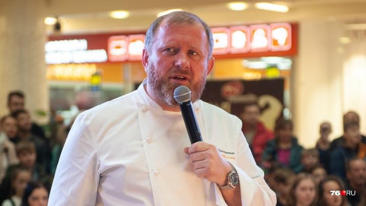 «Типа современный рынок и уйма труселей»: повар Константин Ивлев высказался о Ярославле