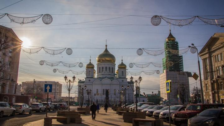 Патриарх Кирилл освятит ростовский кафедральный собор Рождества Пресвятой Богородицы