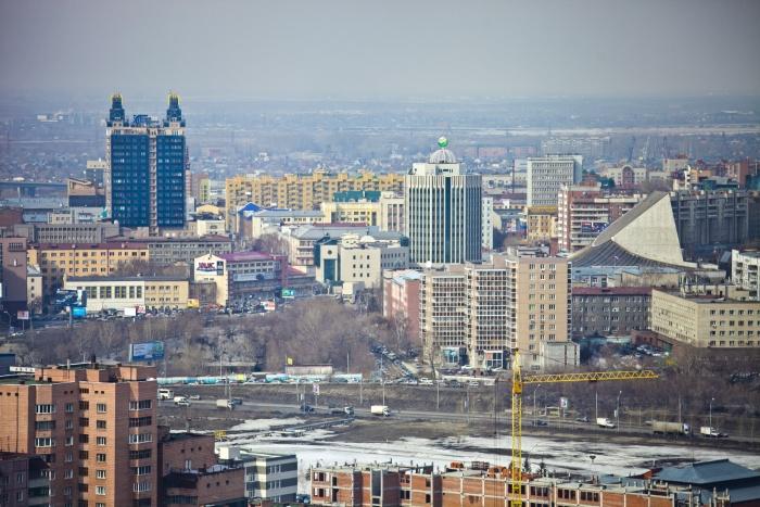 В то время как из Омска люди уезжают, в Новосибирске население растёт