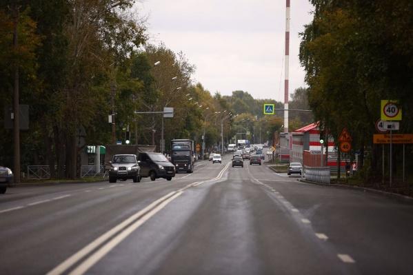 Ремонт на Первомайской сделали по федеральной программе «Безопасные и качественные дороги»