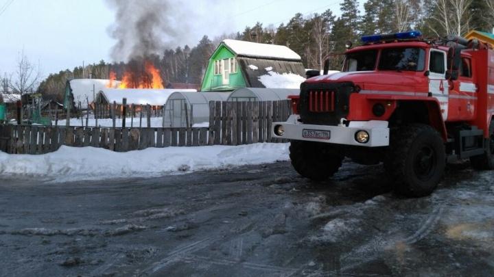 В саду Екатеринбурга при пожаре погиб 8-месячный ребёнок