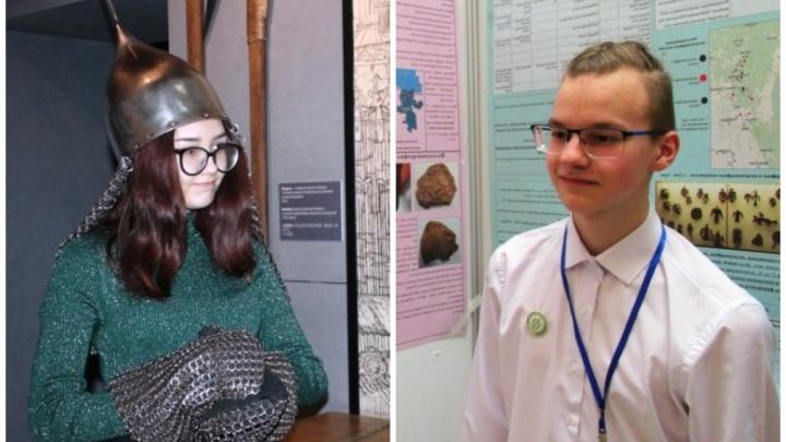 Интеллектуальная элита: двое школьников с Урала попали в список одаренных детей