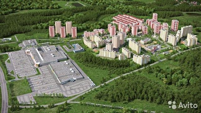 Так в планах должен выглядеть новый район
