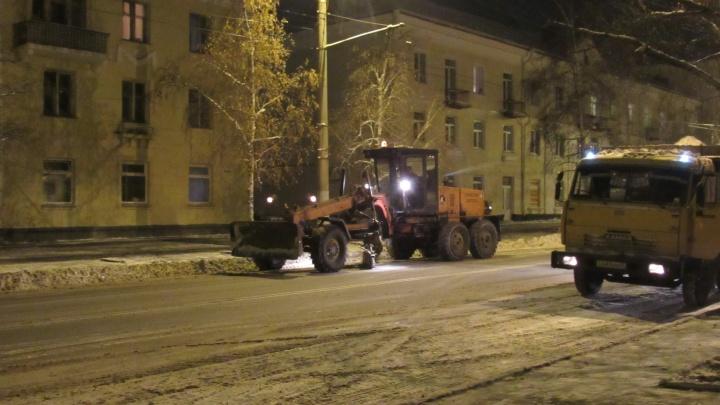 Курган закупит новую технику для уборки улиц в следующем году — заменят и машины, поднимающие пыль