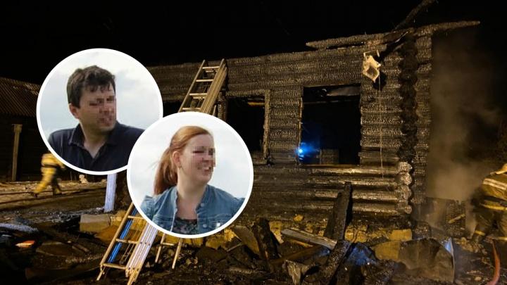 Родителям помогли выбраться соседи: что творилось ночью в доме, где сгорели трое детей