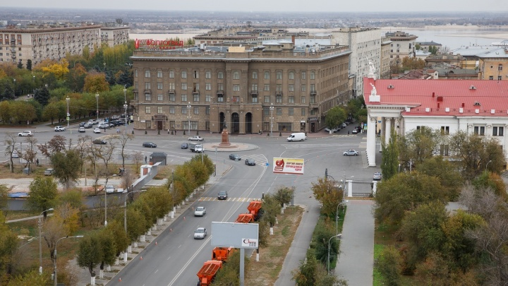 В Волгоградской области выпадет снег и придут морозы до-13 ºС