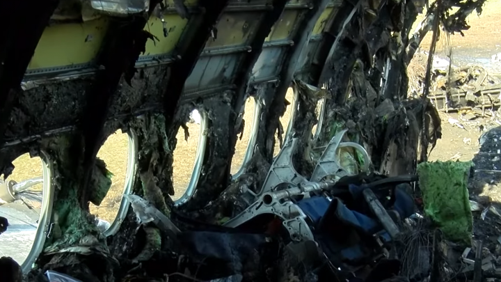 Следователи назвали возможные причины крушения самолета Sukhoi Superjet в Шереметьево