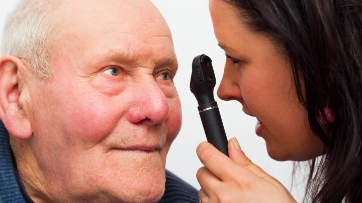Екатеринбуржцев в День борьбы с глаукомой пригласили на офтальмодиагностику глазных заболеваний