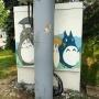 Для уюта и добра: художники «поселили» хранителей природы в центре Челябинска
