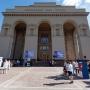 Волгоградцы выстроились в очередь за рублём у Центробанка России
