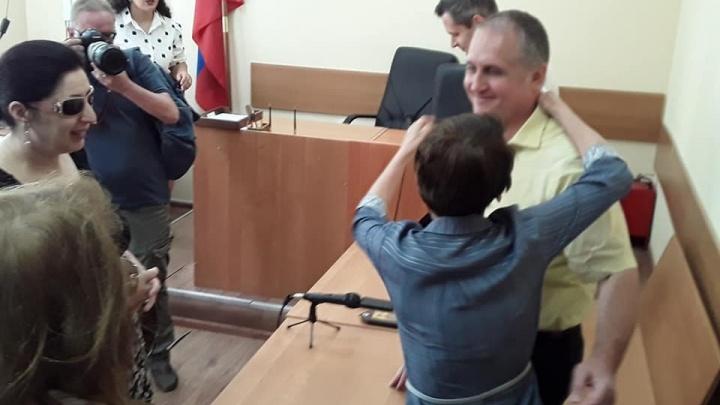 В Ростове оправдали основателя банка «Кредит Экспресс» Михаила Колмыкова