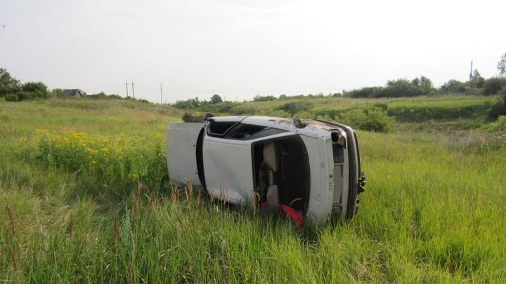 На трассе в Башкирии насмерть разбился водитель без прав