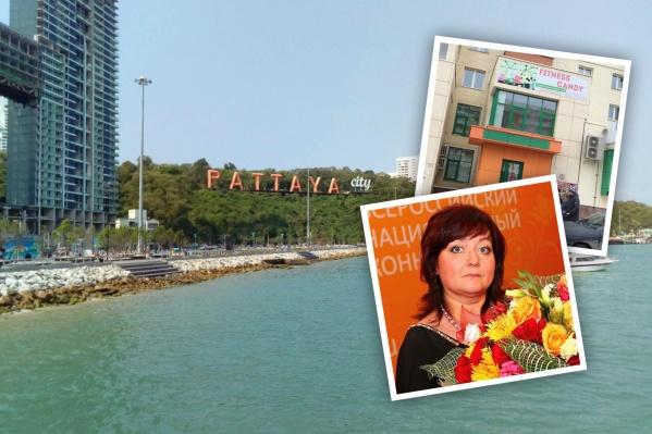 Наталья Тишенко известна в Челябинске как автор многих амбициозных проектов. Совместный тур в Таиланд — один из них
