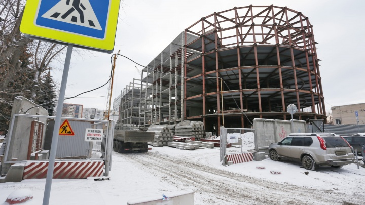 Артур Никитин начал поиск инвесторов для саммита ШОС, выставив на продажу здание в центре Челябинска