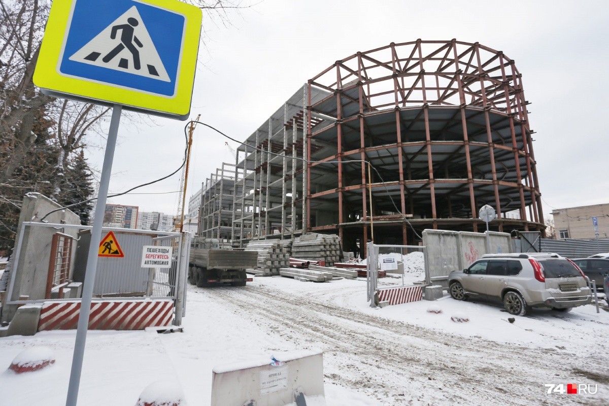 Гостинично-спортивный комплекс предложили строить вскладчину