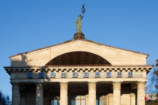 Под куполом звездного неба волгоградские артисты сыграют уже в третий раз