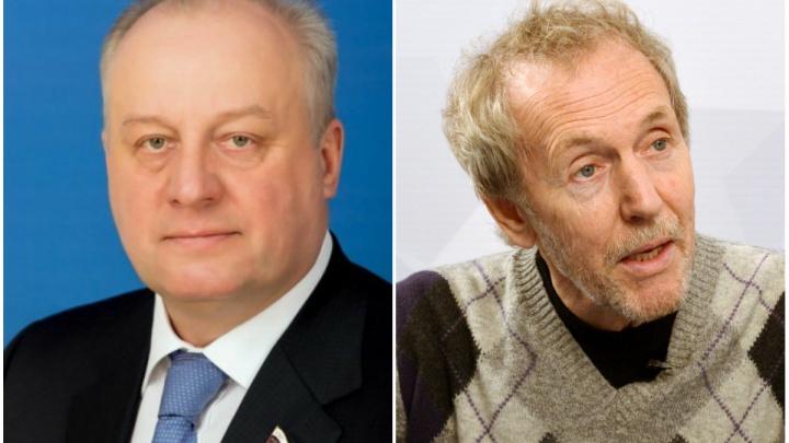 Запретили въезжать в страну: кто из пермских политиков попал под новые украинские санкции?