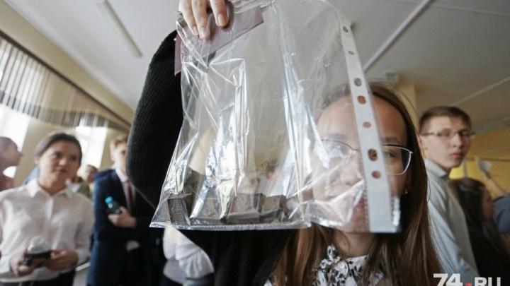 Приходится несладко: челябинским школьникам посоветовали отказаться от шоколада на экзаменах