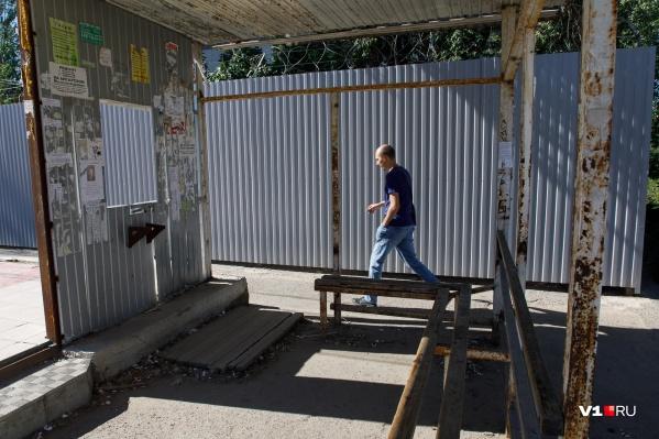Еще в ноябре администрация обещала поставить в поселке две новые остановки