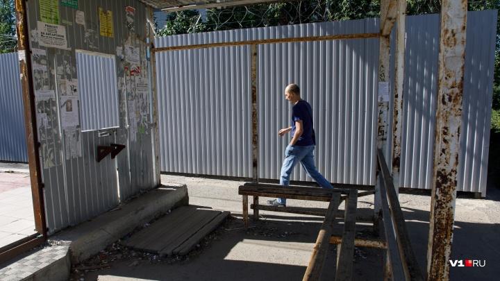 «Павильоны? Не слышали»: администрация Волгограда не может найти остановок для поселка Ангарский