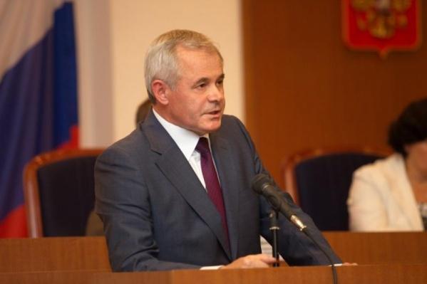 Сергей Минин будет руководить седьмым кассационным судом общей юрисдикции ближайшие шесть лет