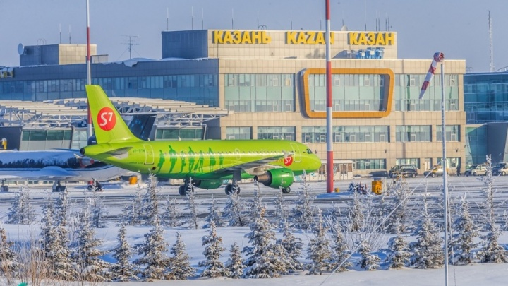 Самолёт Москва — Челябинск сел в Казани из-за смерти пассажира