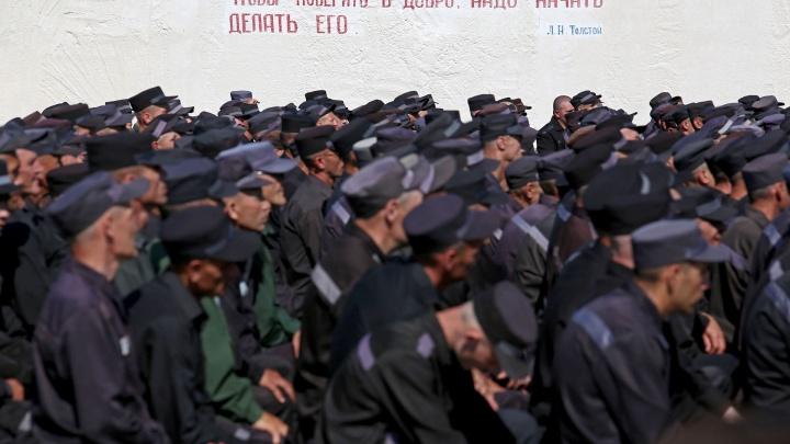 В Уфе заключенный поджег колонию общего режима изнутри из-за обиды на начальство