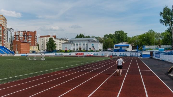 Арбитраж приостановил взыскание 16 миллионов рублей за реконструкцию стадиона «Динамо» в Перми