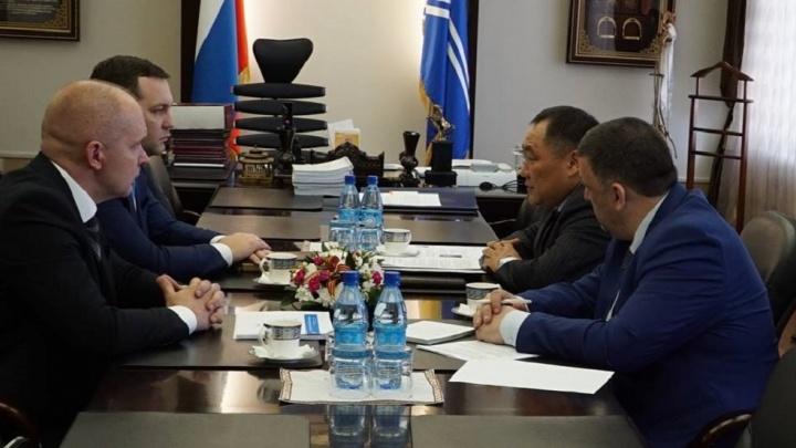 «Ростелеком» и правительство Республики Тыва наметили перспективы сотрудничества