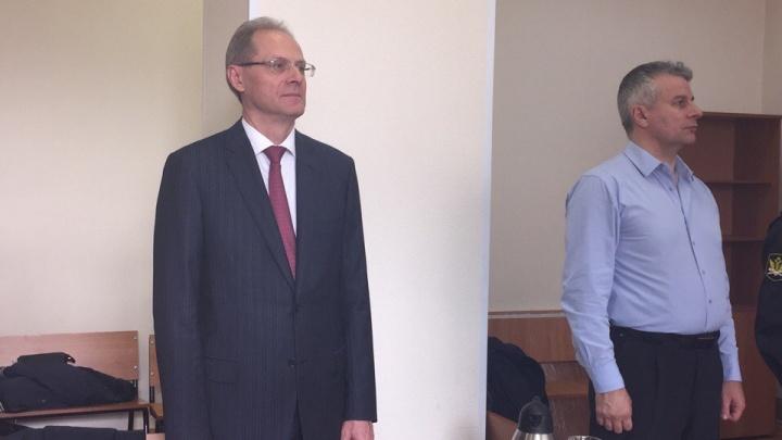 Защита бывшего губернатора Юрченко обжаловала приговор