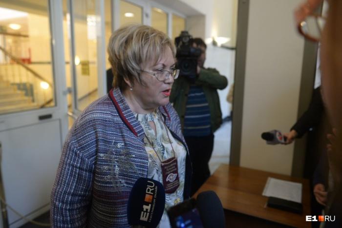 Мерзлякова поговорила с горожанами, которые были арестованы в сквере