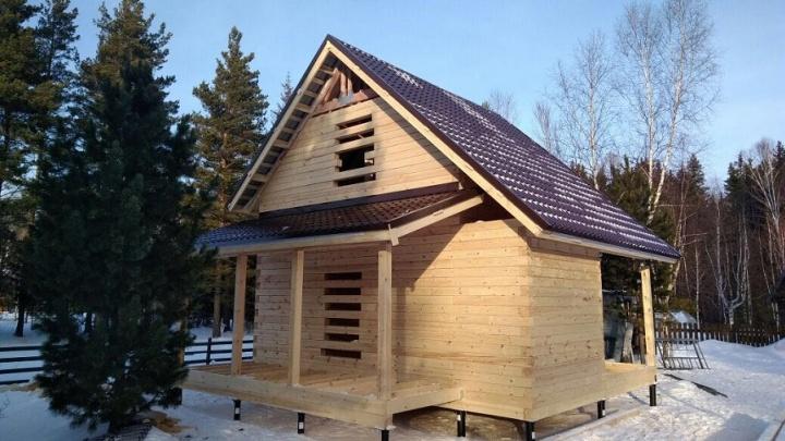 Загородная мечта: одна из лидирующих компаний строит недорогие дома из экологичного материала