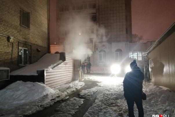В уральском отеле пять человек погибли из-за прорыва трубы с горячей водой