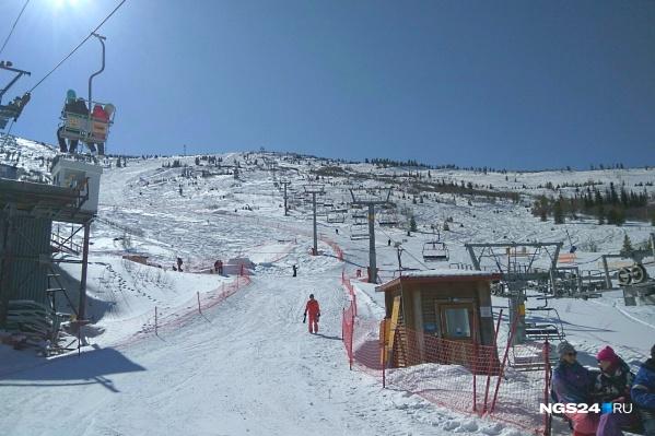 На этих выходных горнолыжный сезон открывается и в Хакасии, и в Шерегеше