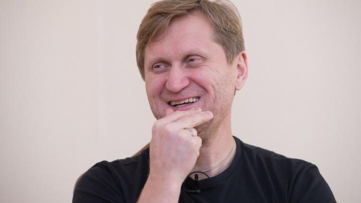 Андрей Рожков ушёл с поста директора «Уральских пельменей»