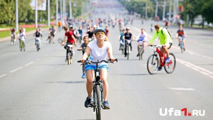 Рустэму Хамитову предложили провести в Уфе велосипедный ШОС и БРИКС