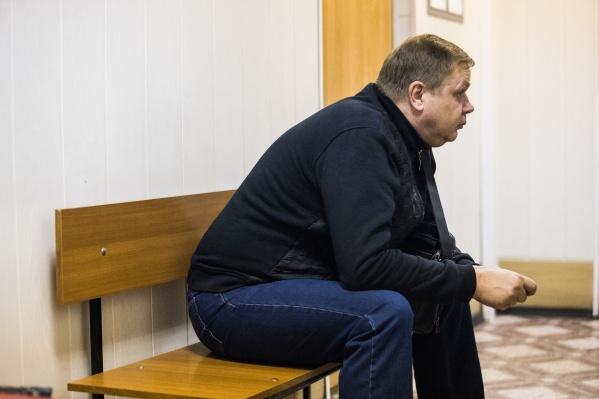 Константину Бубенову грозит до трёх лет лишения свободы