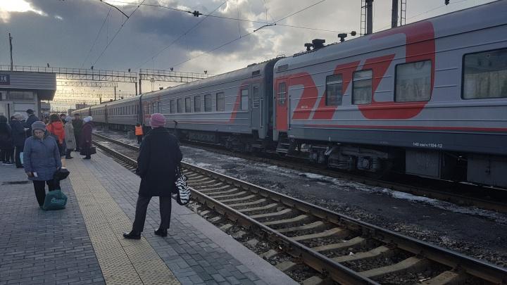 Житель Омска получил условный срок за хулиганство в поезде в Кургане